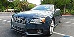 USED 2010 AUDI S5 PRESTIGE in JACKSONVILLE, FLORIDA