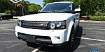 USED 2013 LAND ROVER RANGE ROVER SPORT HSE LUX in JACKSONVILLE, FLORIDA