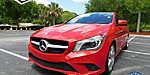 USED 2015 MERCEDES-BENZ CLA-CLASS CLA 250 in JACKSONVILLE, FLORIDA