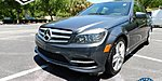 USED 2011 MERCEDES-BENZ C-CLASS C 300 SPORT in JACKSONVILLE, FLORIDA