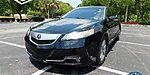 USED 2012 ACURA TL TECH AUTO in JACKSONVILLE, FLORIDA
