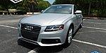 USED 2011 AUDI A4 2.0T PREMIUM in JACKSONVILLE, FLORIDA