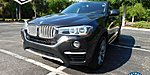 USED 2015 BMW X4 XDRIVE28I in JACKSONVILLE, FLORIDA