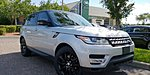 USED 2015 LAND ROVER RANGE ROVER SPORT HSE in JACKSONVILLE, FLORIDA