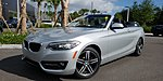 USED 2017 BMW 2 SERIES 230I in JACKSONVILLE, FLORIDA