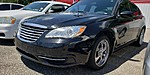 USED 2012 CHRYSLER 200 TOURING in JACKSONVILLE, FLORIDA