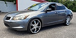 USED 2009 HONDA ACCORD LX in JACKSONVILLE, FLORIDA