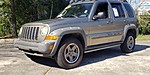 Used 2005 JEEP LIBERTY RENEGADE in JACKSONVILLE, FLORIDA