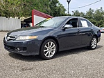 USED 2007 ACURA TSX W/NAVIGATION in JACKSONVILLE, FLORIDA (Photo 1)