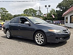 USED 2007 ACURA TSX W/NAVIGATION in JACKSONVILLE, FLORIDA (Photo 13)