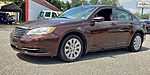 USED 2013 CHRYSLER 200 LX in JACKSONVILLE, FLORIDA
