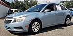 USED 2011 CHEVROLET CRUZE 2LS in JACKSONVILLE, FLORIDA
