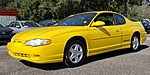 USED 2002 CHEVROLET MONTE CARLO LS in JACKSONVILLE, FLORIDA