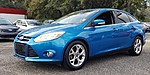 USED 2012 FORD FOCUS SEL in JACKSONVILLE, FLORIDA