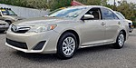 USED 2014 TOYOTA CAMRY LE in JACKSONVILLE, FLORIDA