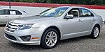Used 2011 FORD FUSION 4dr Sdn SEL FWD in JACKSONVILLE, FLORIDA