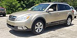 USED 2010 SUBARU OUTBACK 4DR WGN H4 AUTO 2.5I PREMIUM ALL-WEATHER in JACKSONVILLE, FLORIDA