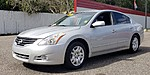 USED 2012 NISSAN ALTIMA 4DR SDN I4 CVT 2.5 S in JACKSONVILLE, FLORIDA