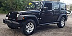 USED 2008 JEEP WRANGLER 4WD 4DR UNLIMITED X in JACKSONVILLE, FLORIDA