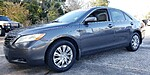USED 2009 TOYOTA CAMRY 4DR SDN I4 AUTO LE in JACKSONVILLE, FLORIDA