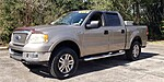 """USED 2005 FORD F-150 SUPERCREW 139"""" LARIAT 4WD in JACKSONVILLE, FLORIDA"""