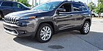 USED 2016 JEEP CHEROKEE LIMITED in JACKSONVILLE, FLORIDA