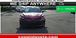 NEW 2018 TOYOTA CAMRY LE in JACKSONVILLE, FLORIDA