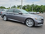NEW 2019 HONDA ACCORD SEDAN LX 1.5T in JACKSONVILLE, FLORIDA (Photo 1)