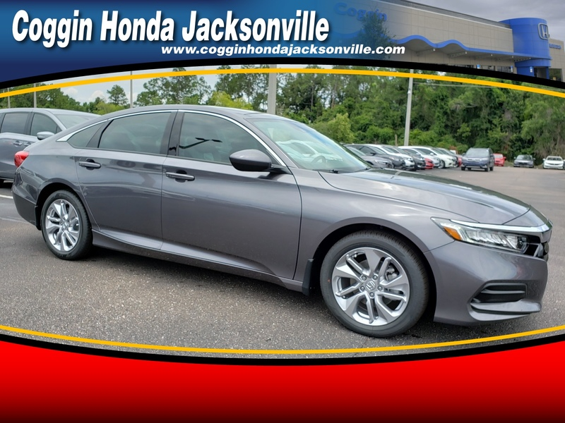 NEW 2019 HONDA ACCORD SEDAN LX 1.5T in JACKSONVILLE, FLORIDA