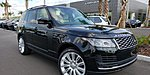 NEW 2020 LAND ROVER RANGE ROVER P525 HSE in JACKSONVILLE, FLORIDA