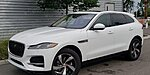 New 2021 JAGUAR F-PACE S in JACKSONVILLE, FLORIDA