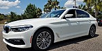 USED 2017 BMW 5 SERIES 540I in JACKSONVILLE, FLORIDA