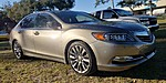 USED 2016 ACURA RLX 4DR SDN ADVANCE PKG in JACKSONVILLE, FLORIDA