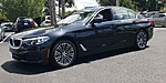 USED 2019 BMW 5 SERIES 530I in JACKSONVILLE, FLORIDA