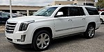 NEW 2018 CADILLAC ESCALADE ESV PREMIUM LUXURY in JACKSONVILLE, FLORIDA