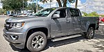 "NEW 2018 CHEVROLET COLORADO 4WD CREW CAB 140.5"" Z71 in ORANGE PARK, FLORIDA"