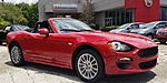 NEW 2019 FIAT 124 SPIDER CLASSICA in JACKSONVILLE, FLORIDA