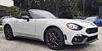 NEW 2019 FIAT 124 SPIDER ABARTH in JACKSONVILLE, FLORIDA
