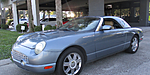 USED 2005 FORD THUNDERBIRD 2DR CONVERTIBLE 50TH ANNIVERSARY in JACKSONVILLE, FLORIDA