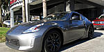 USED 2017 NISSAN 370Z COUPE AUTO in JACKSONVILLE, FLORIDA