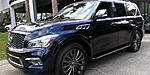 Used 2017 INFINITI QX80 AWD LIMITED in JACKSONVILLE, FLORIDA