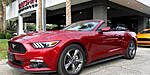Used 2016 FORD MUSTANG 2DR CONV V6 in JACKSONVILLE, FLORIDA
