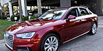 Used 2018 AUDI A4 2.0 TFSI ULTRA TECH PREMIUM S TRONIC FWD in JACKSONVILLE, FLORIDA