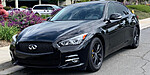 Used 2018 INFINITI Q50 3.0T LUXE in JACKSONVILLE, FLORIDA
