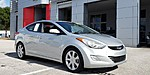 USED 2013 HYUNDAI ELANTRA 4DR SDN AUTO LIMITED (ALABAMA PLANT) in JACKSONVILLE, FLORIDA