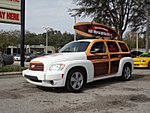 USED 2009 CHEVROLET HHR LS WOODY in JACKSONVILLE, FLORIDA (Photo 1)