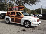 USED 2009 CHEVROLET HHR LS WOODY in JACKSONVILLE, FLORIDA (Photo 11)