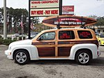 USED 2009 CHEVROLET HHR LS WOODY in JACKSONVILLE, FLORIDA (Photo 2)