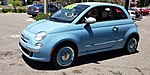 USED 2015 FIAT 500 LOUNGE LUXURY in JACKSONVILLE, FLORIDA
