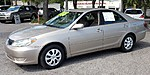 USED 2005 TOYOTA CAMRY LE in JACKSONVILLE, FLORIDA